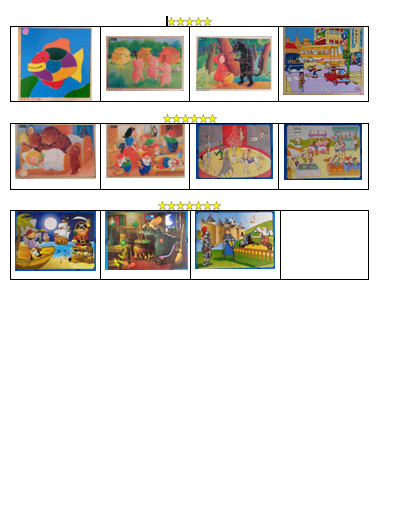 brevet + feuille de route puzzle